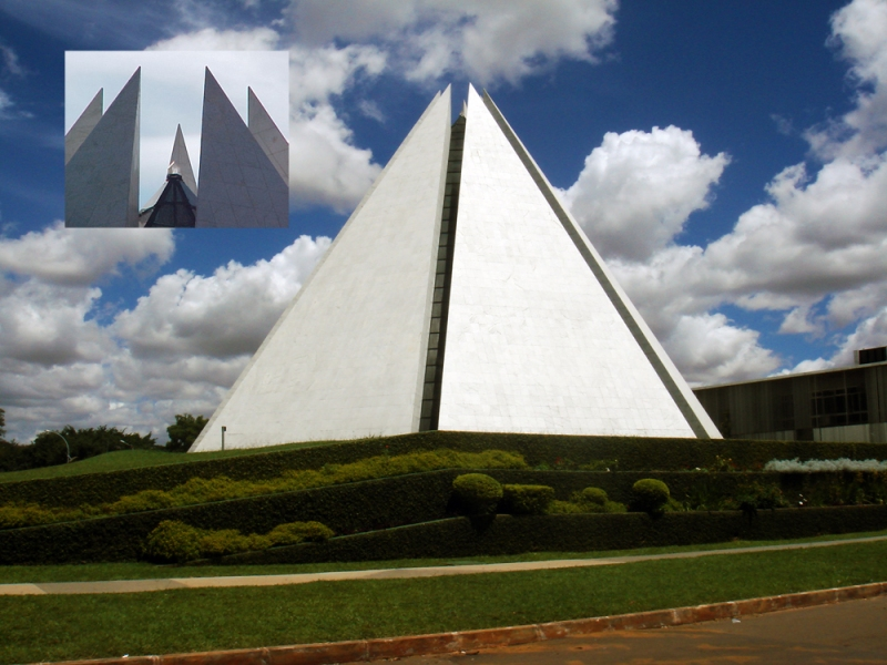 Templo da Boa Vontade - Brasília - DF