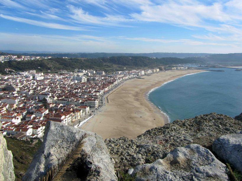 Praia de Nazaré - Portugal - 2011 - Foto do Autor